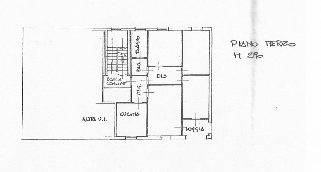 p terzo appartamento